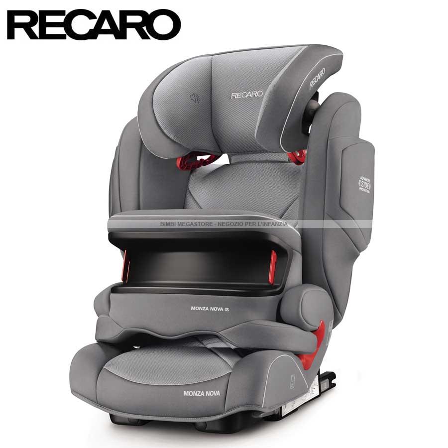 recaro recaro monza nova is seatfix bimbi megastore. Black Bedroom Furniture Sets. Home Design Ideas