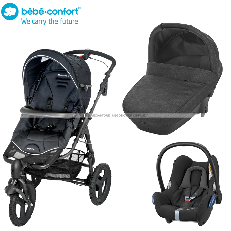 bebe confort high trek trio 2018 amber bimbi megastore. Black Bedroom Furniture Sets. Home Design Ideas