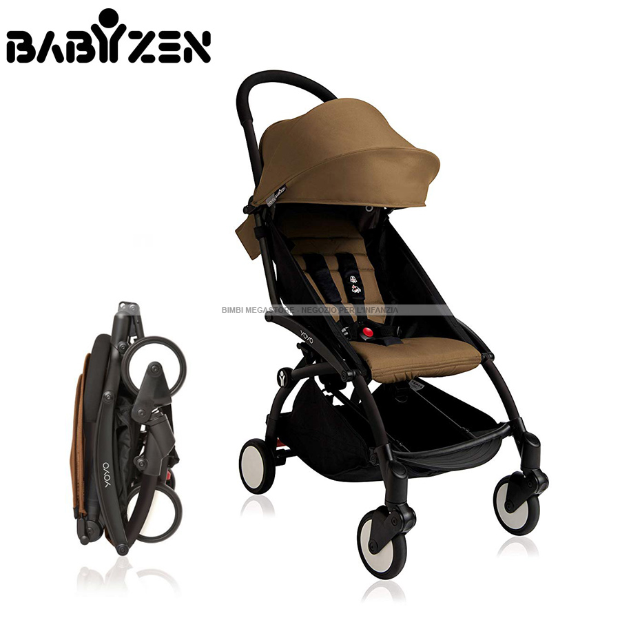 babyzen passeggino yoyo plus 6 babyzen bimbi megastore. Black Bedroom Furniture Sets. Home Design Ideas
