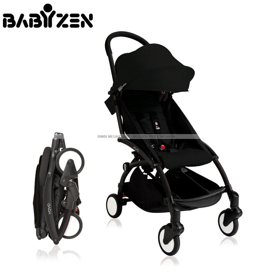 babyzen passeggino yoyo plus 6 babyzen bimbi megastore. Black Bedroom Furniture Sets. Home Design Ideas
