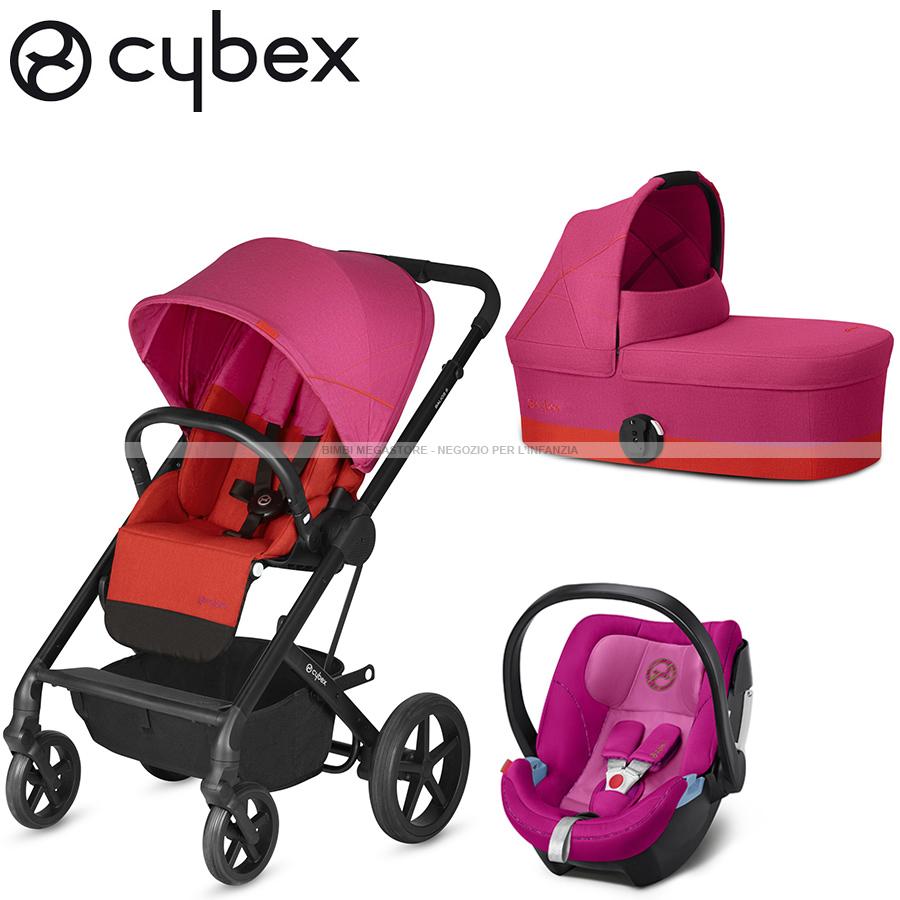 cybex balios s trio con aton 5 bimbi megastore. Black Bedroom Furniture Sets. Home Design Ideas