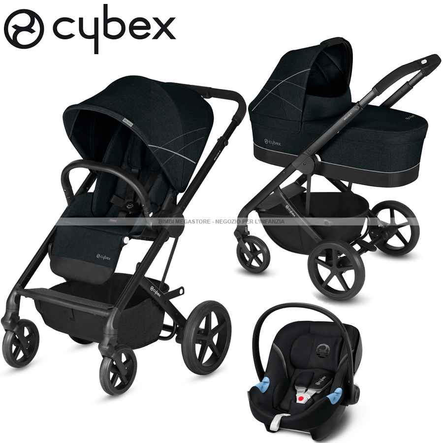 cybex balios s trio con aton m bimbi megastore. Black Bedroom Furniture Sets. Home Design Ideas