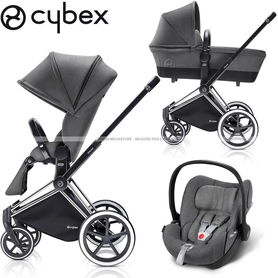cybex priam lux trio light cloud q plus bimbi megastore. Black Bedroom Furniture Sets. Home Design Ideas