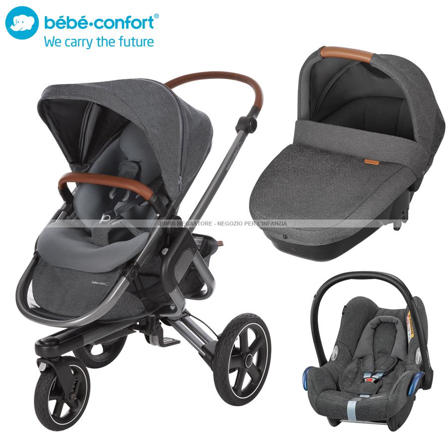 bebe confort trio nova 3 ruote amber bimbi megastore. Black Bedroom Furniture Sets. Home Design Ideas