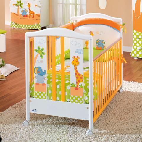 Pali gigi lele lettino bimbi megastore - Ikea lettini per bambini ...
