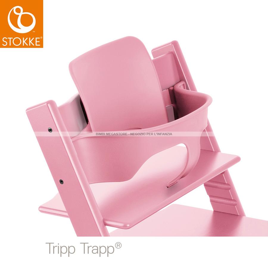 Stokke tripp trapp baby set bimbi megastore for Offerte stokke tripp trapp seggiolone
