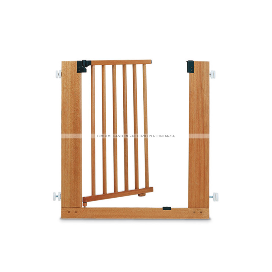 Jane door gate cancelletto legno bimbi megastore for Cancelletti ikea