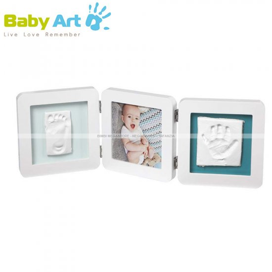 Baby Art - Double Print Frame