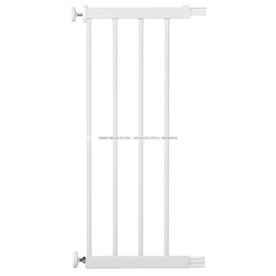 Safety 1St - Easy Close Metal Estensione 28 Cm Per Cancelletto