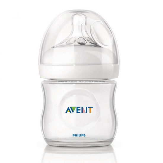 Avent - Biberon Natural 120 Ml Vetro