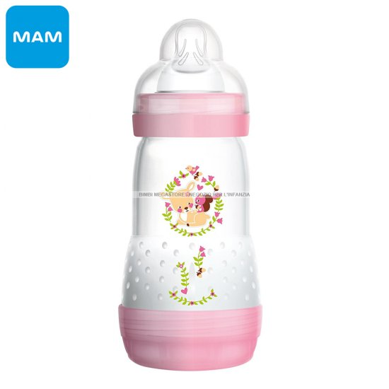 Mam - First Bottle Biberon 320Ml Anti-Colic