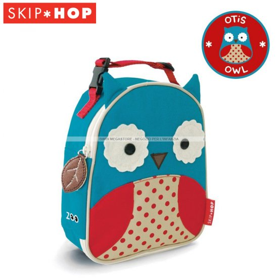 Skip Hop - Zoo Lunchies Zainetto Termico