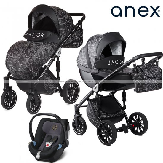 Anex - Anex Sport Trio Jacob Limited Edition