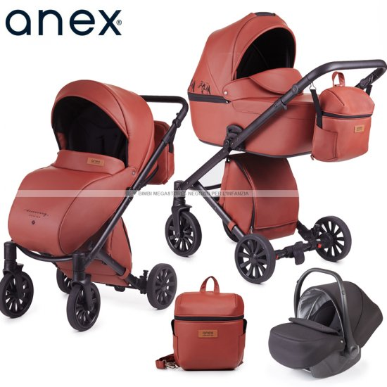 Anex - Anex Cross Trio Discovery Limited Edition