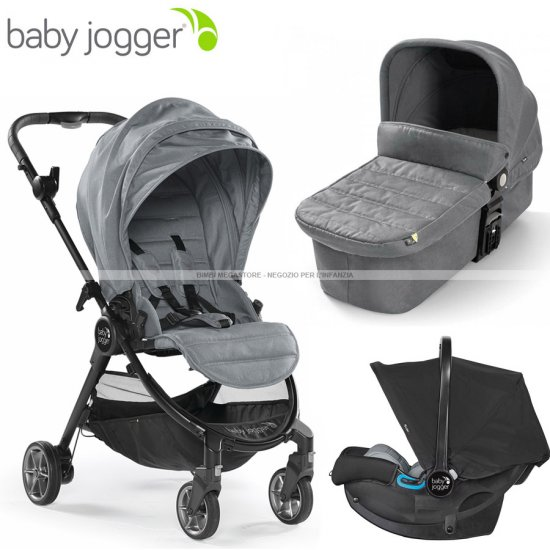 Baby Jogger - City Tour Lux Trio I-Size