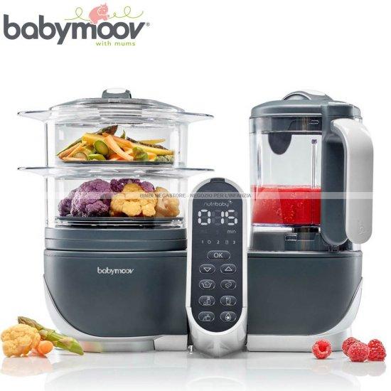 Babymoov - Nutribaby + Robot Da Cucina Multifunzione - Bimbi Megastore