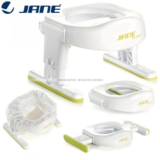 Jane' - Travel Potty Vasino