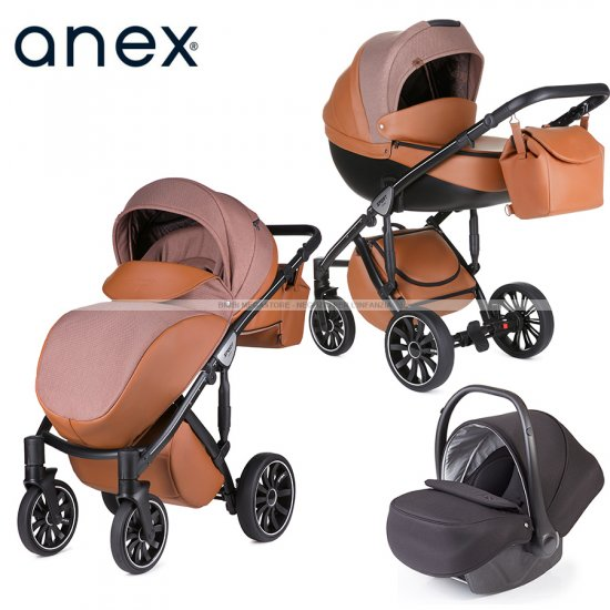 Anex - Anex Sport Trio Discovery Limited Edition