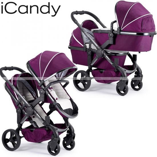 Icandy - Peach Blossom Twin Combo Set Phantom