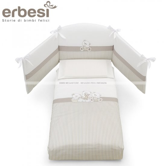 Erbesi - Mirtillo Set Piumone