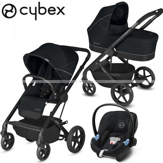cybex balios s trio con aton m i size sensorsafe bimbi. Black Bedroom Furniture Sets. Home Design Ideas