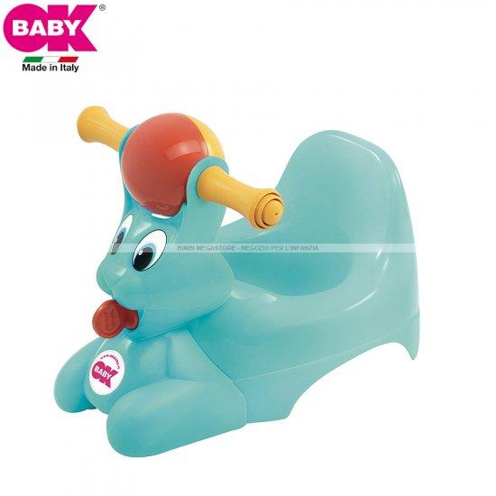 Riduttore Water Ok Baby.Ok Baby Spidy Vasino Bimbi Megastore