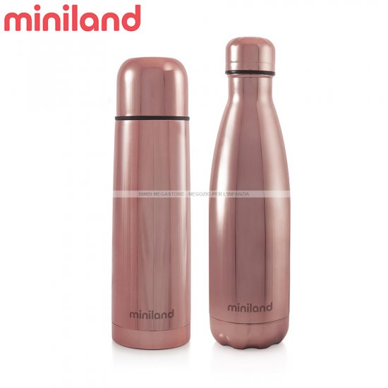 Miniland - My Baby & Me Set Di Thermos