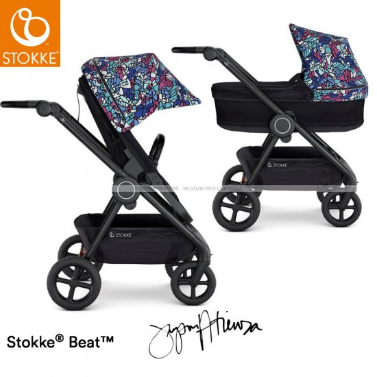 Stokke - Beat Duo Jayson Atienza Limited Edition