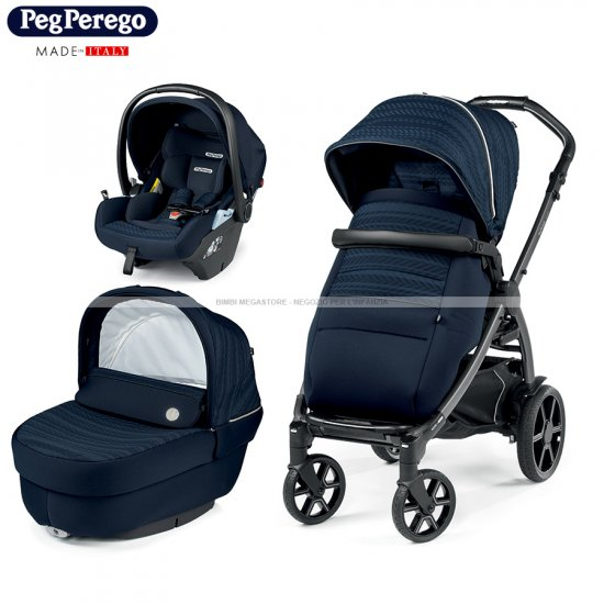 Peg Perego - Book Lounge Modular Trio 2021