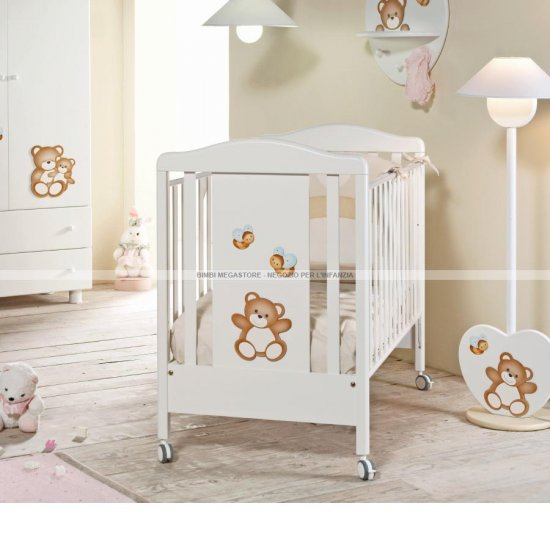 Coccoleria - Baby Orsetto Lettino Allegria