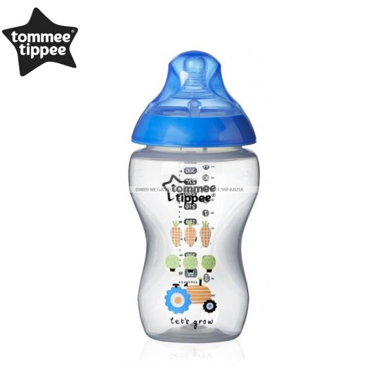 Tommee Tippee - Biberon Decorato 340 Ml