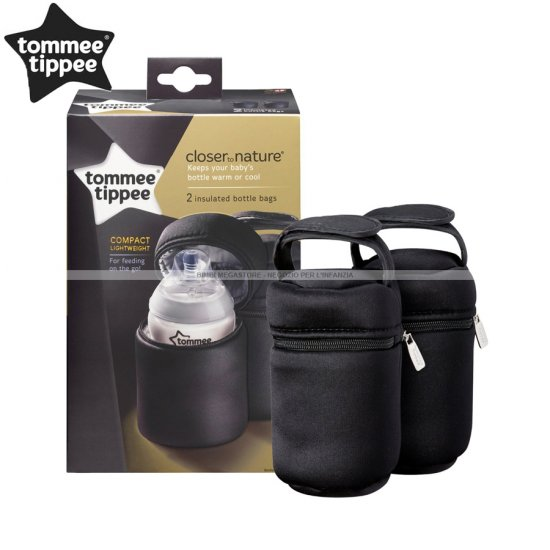 Tommee Tippee - Portabiberon Isotermico 2Pz
