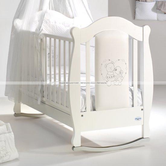 Baby italia incanto lettino baby italia bimbi megastore - Barriere letto bimbi ...
