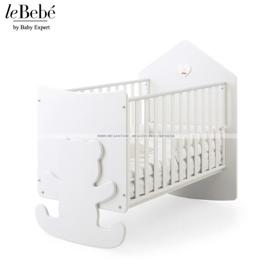 Le Bebe' By Baby Expert - Casetta Top Lettino