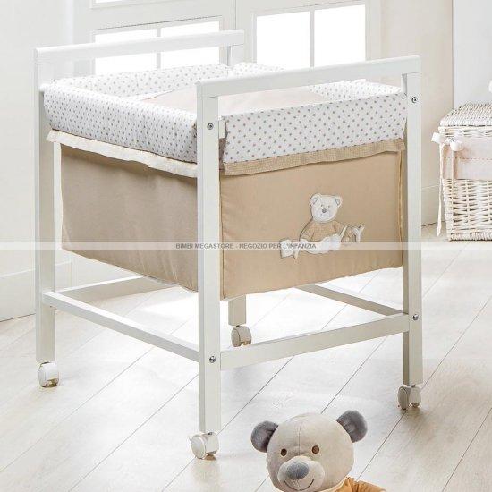 Picci muffin culla nido bimbi megastore - Culla che si attacca al letto prenatal ...