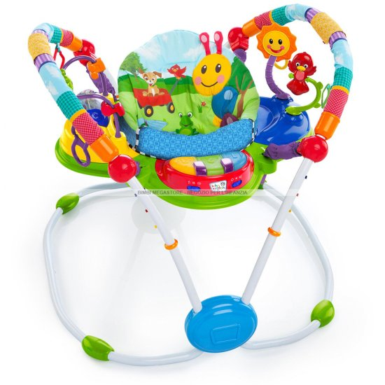 Bright Starts - Stazione Gioco Activity Jumper