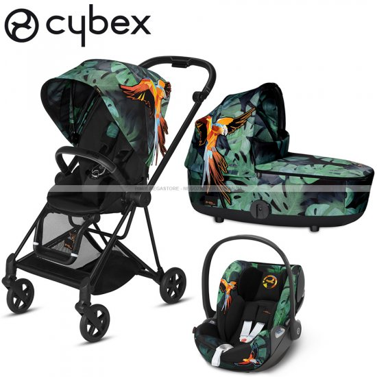 Cybex - Mios Trio Birds Of Paradise