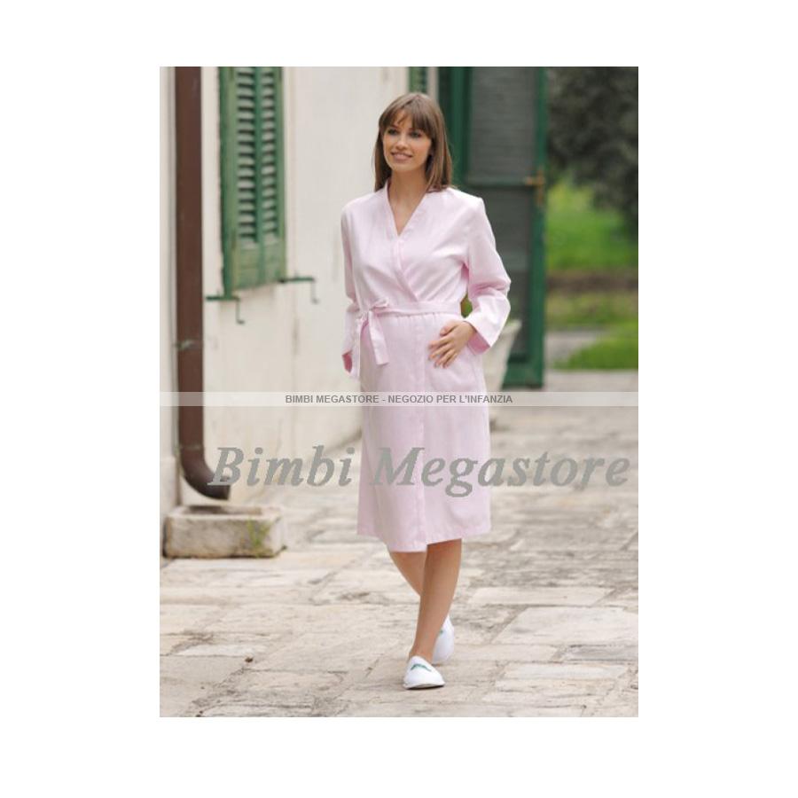 selezione premium 3c5bf 672b4 Vestaglia Cotone L Bianco