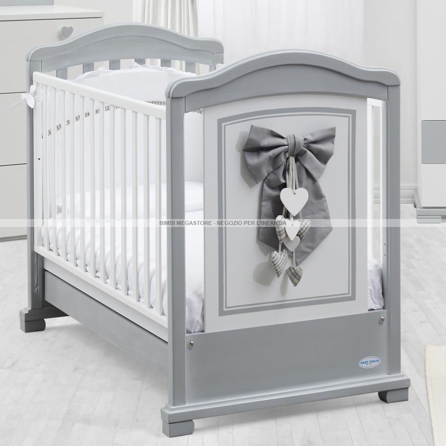 Baby italia camille lettino bimbi megastore - Barriere letto bimbi ...
