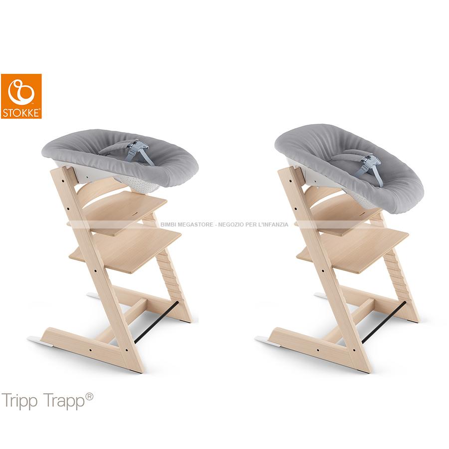 Tripp Trapp Newborn Set Grey