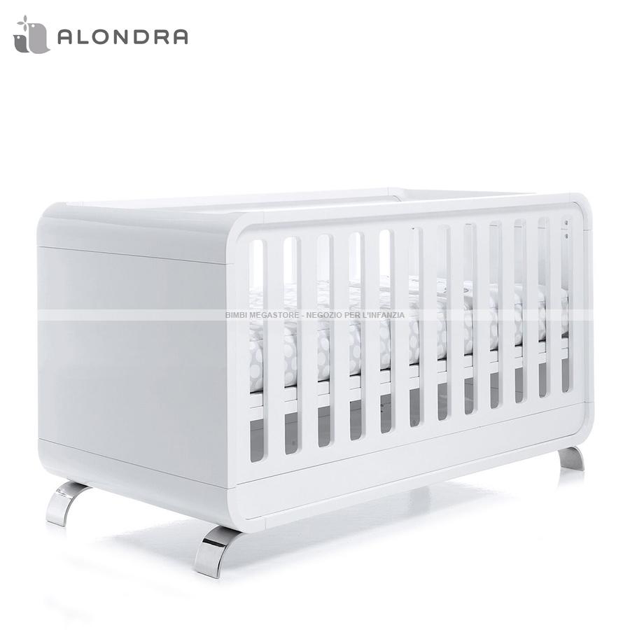 Alondra lettino kurve c137 trasformabile premium bimbi - Barriere letto bimbi ...