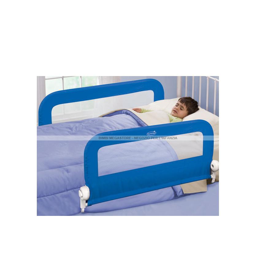 Summer double bedrail spondine letto bimbi megastore - Barriere letto bimbi ...
