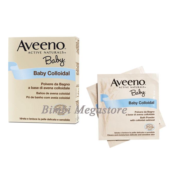 Aveeno baby colloidal polvere da bagno bimbi megastore - Aveeno baby colloidal polvere da bagno ...
