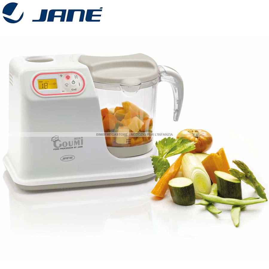 Jane - Mini Goumi Robot Da Cucina - Bimbi Megastore