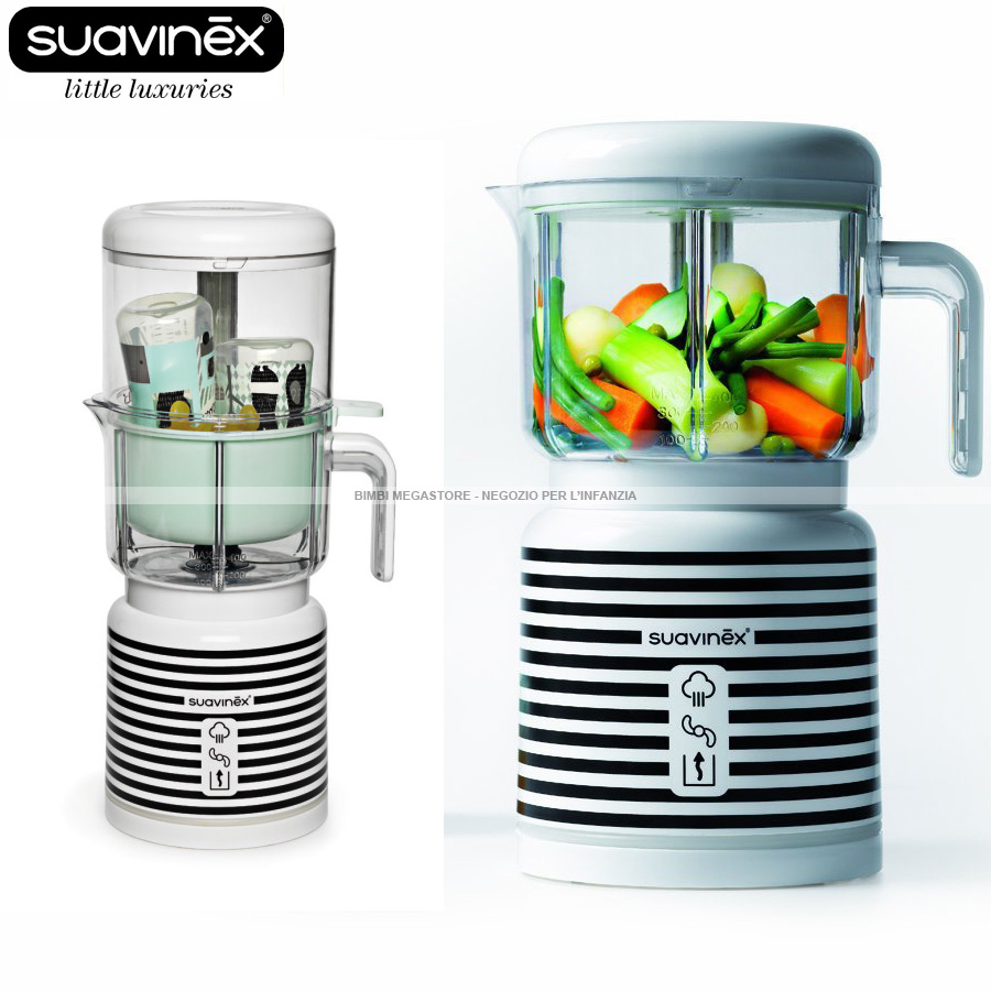 Suavinex - Robot Da Cucina Link Suavinex - Bimbi Megastore