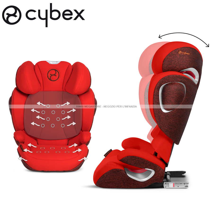 cybex solution z fix bimbi megastore. Black Bedroom Furniture Sets. Home Design Ideas