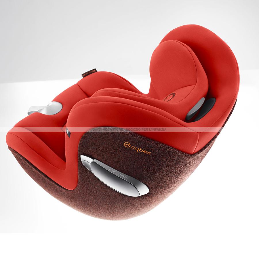 cybex sirona z i size bimbi megastore. Black Bedroom Furniture Sets. Home Design Ideas