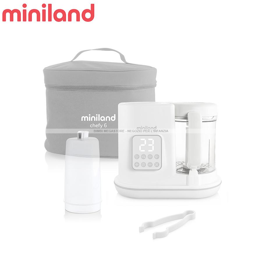 Miniland - Chefy 6 Robot Da Cucina - Bimbi Megastore