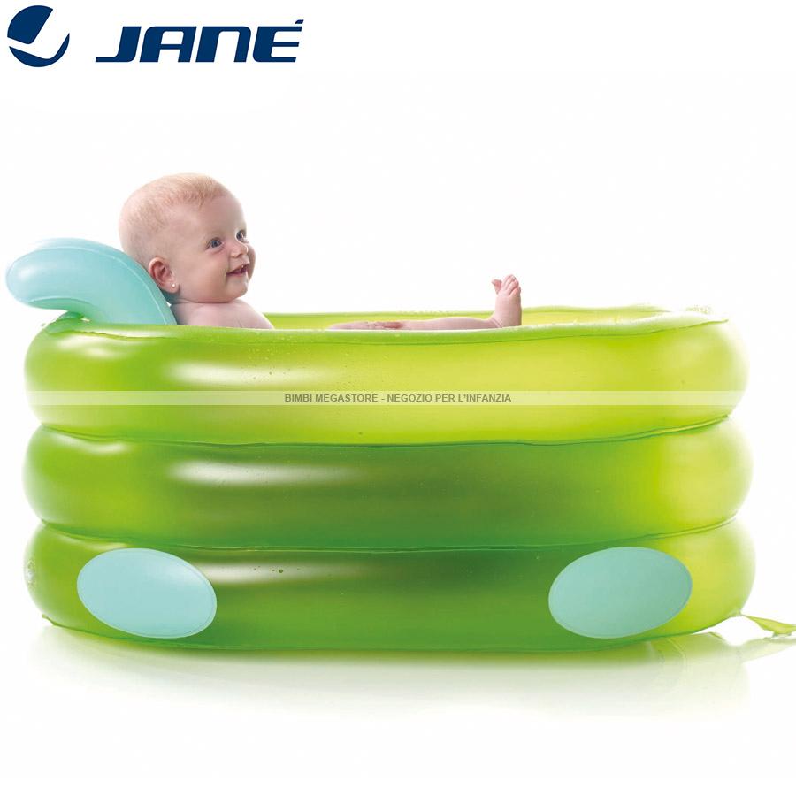 Jane - Vaschetta Gonfiabile Luxe - Bimbi Megastore