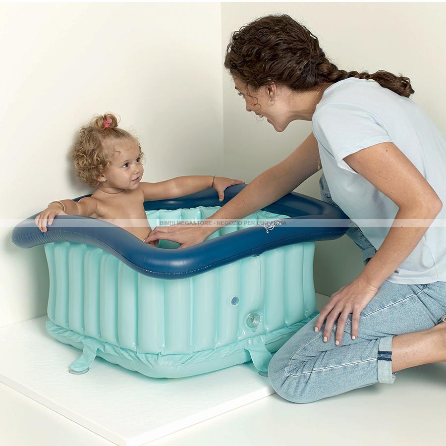 Jane vaschetta universale adattabile al piatto doccia - Vaschetta bagno bimbi ...